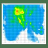 Pressure Mapping Static Air Cushion