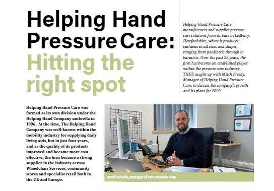 Pressure Care Article