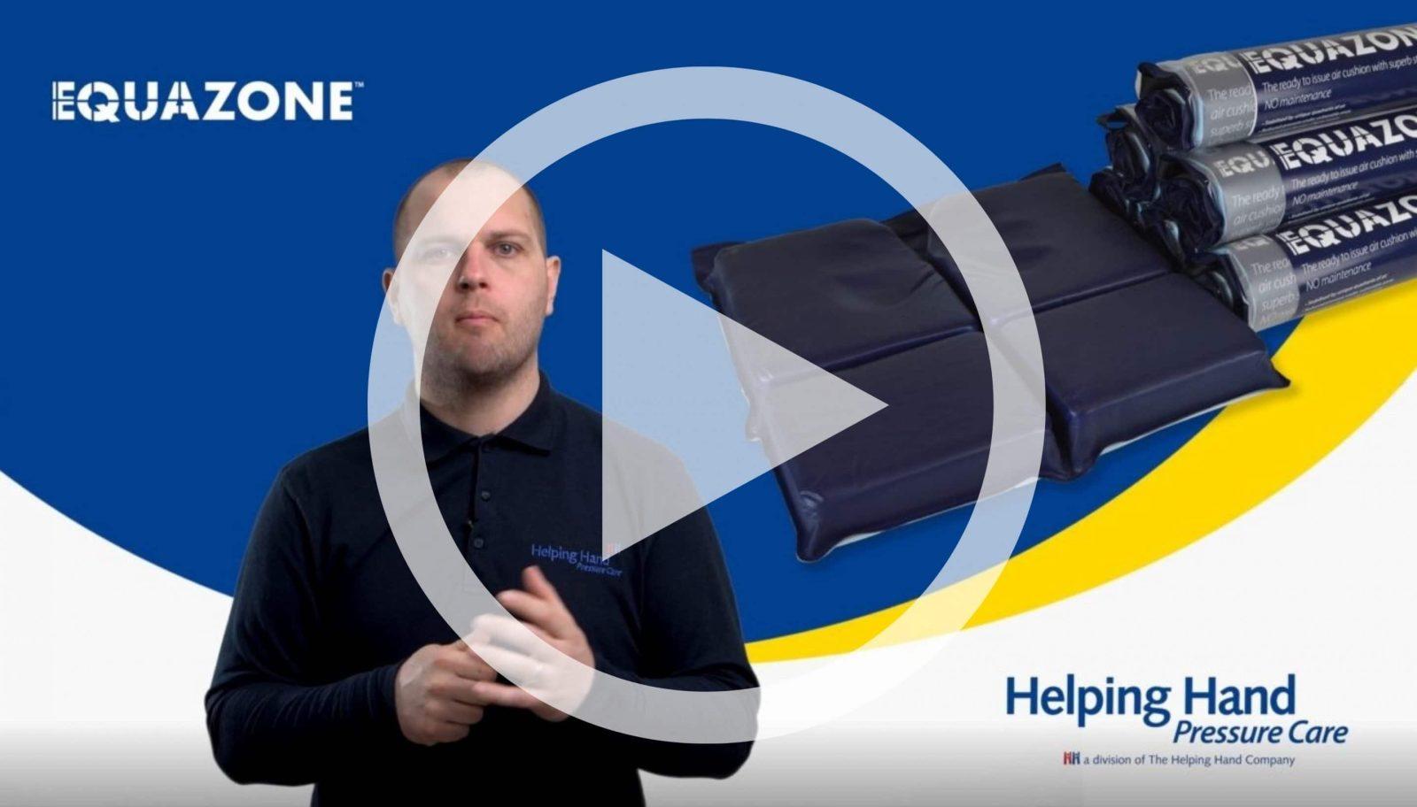 Equazone high risk pressure cushion link