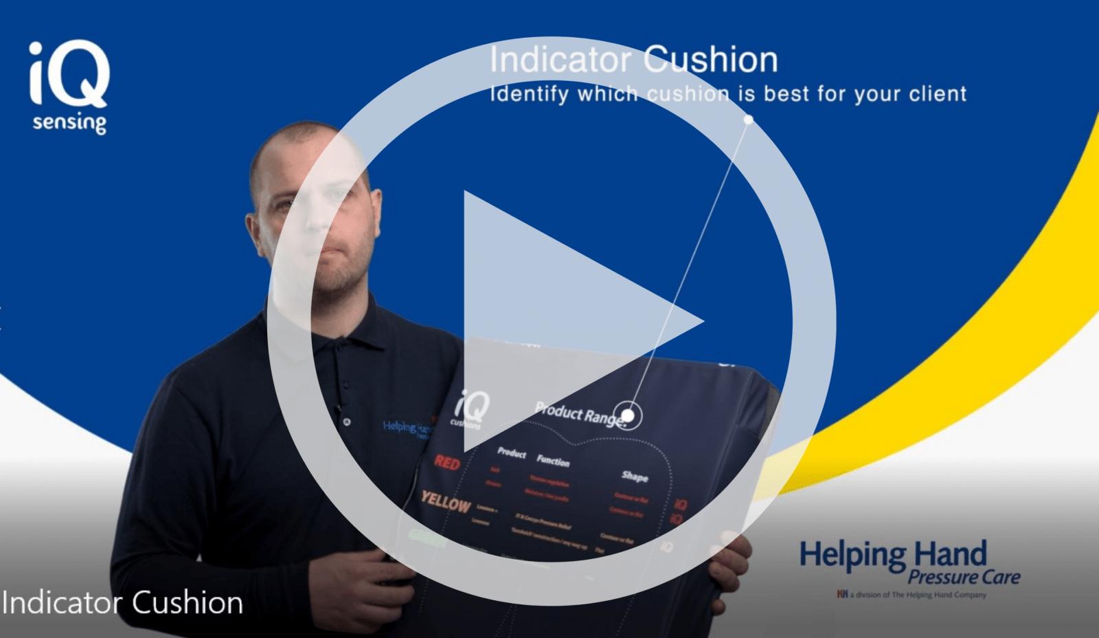Indicator Video Helping Hand Pressure Care assessment tool.  Help reduce pressure sore or pressure injuries