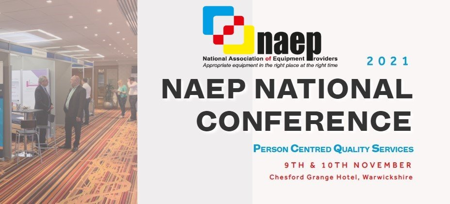 NAEP National Conference attended by Helping Hand Pressure Care